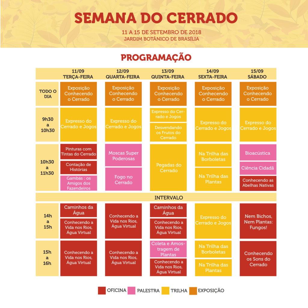 INFORMAÇÕES PARA FACEBOOK E SITE -SDC2018-1