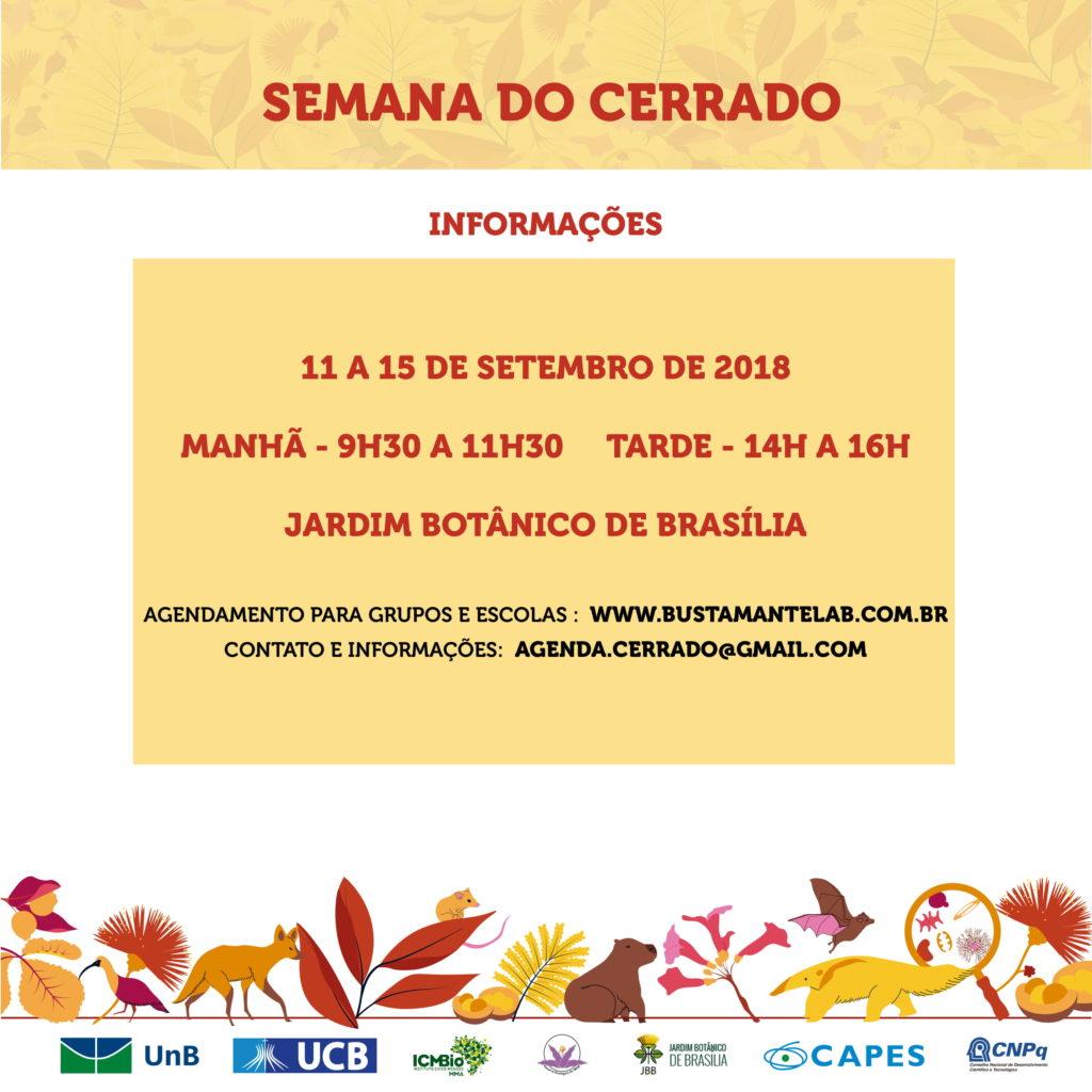 INFORMAÇÕES PARA FACEBOOK E SITE -SDC2018-2